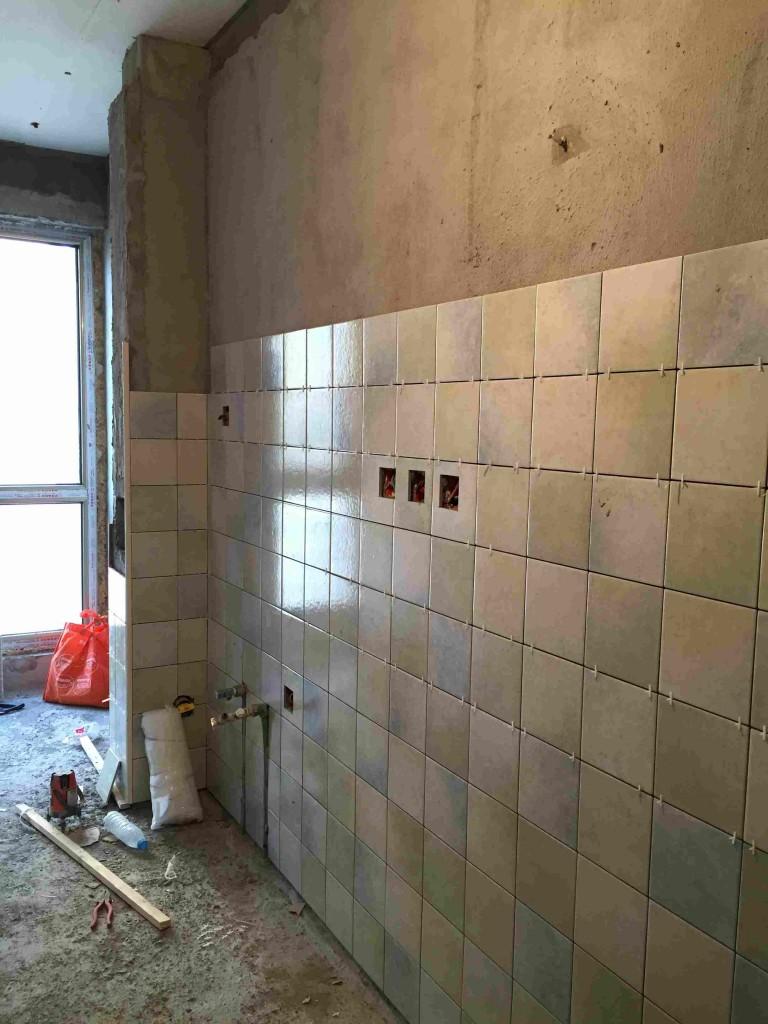北京瓦工地中海风格瓷砖