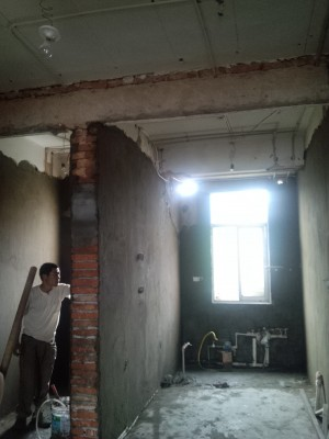 北京装修瓦工抹灰