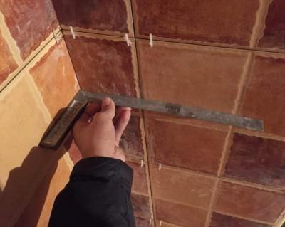 北京装修贴瓷砖细节