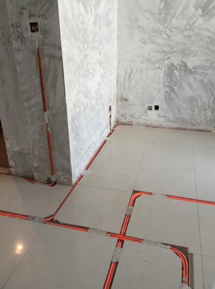 北京装修水电开槽横平竖直