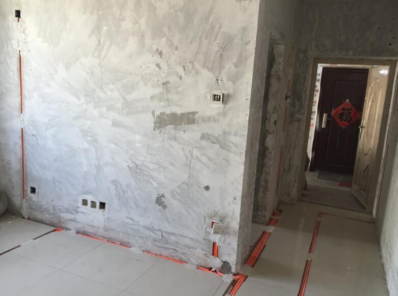 北京装修水电开槽