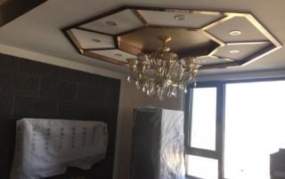 北京装修木工异型吊顶专业施工