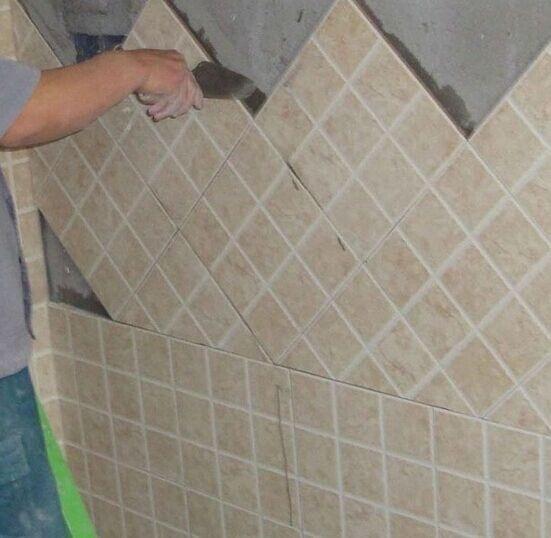 北京江水平装修队瓦工贴瓷砖
