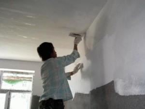 北京装修墙面工程刮腻子刷漆