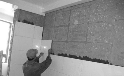 北京装修瓷砖脱落处理