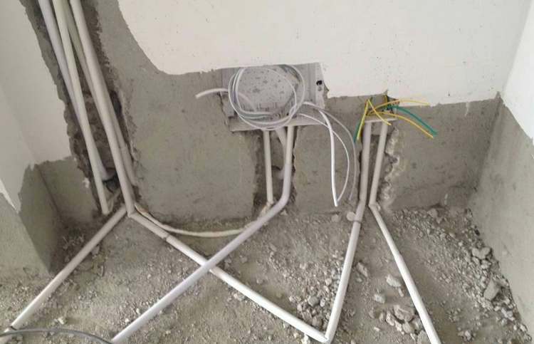 电路改造反面教材