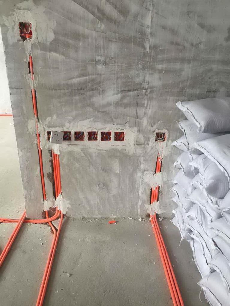 北京江水平装修队水电改造