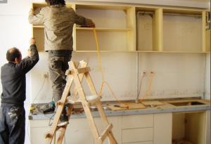 柜子无背板