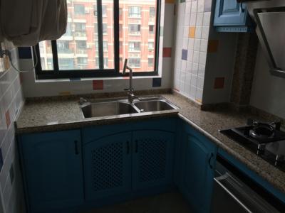 北京地中海装修风格厨房装修