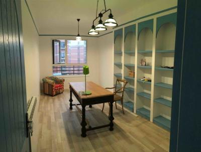 北京地中海装修风格书房装修
