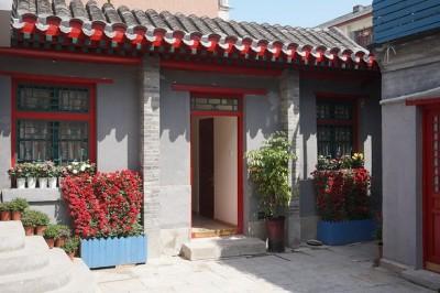 北京江水平装饰平房装修