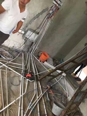 吐槽北京装修垃圾水电改造情况1