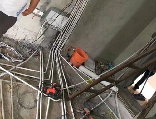 北京江水平装修队吐槽水电改造现场,装修水电改造不能儿戏,漏电、短路、起火很容易搞出人命