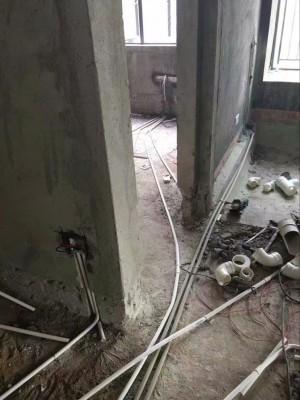 吐槽北京装修垃圾水电改造情况2