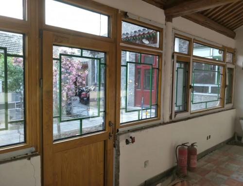 北京老城胡同四合院平房装修或郊区农村平房装修该怎样做比较好?