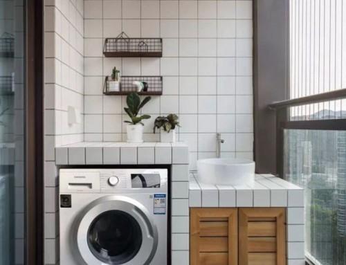 北京卫生间装修瓷砖砌洗手台哪家装修公司做得好?